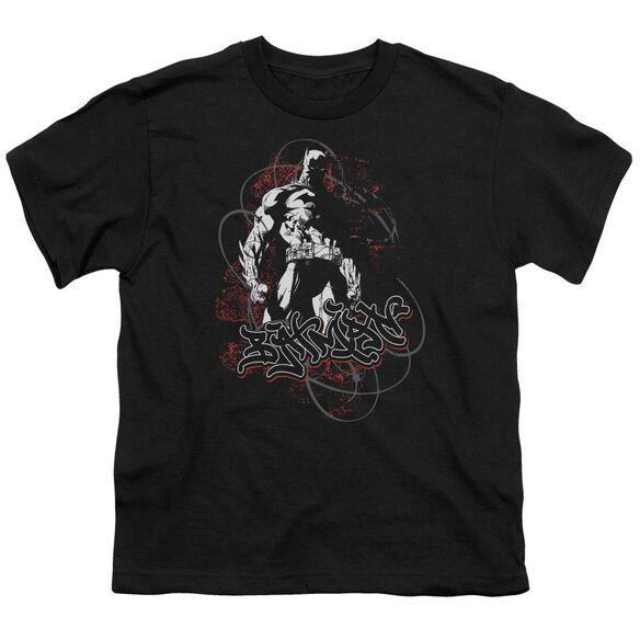 Batman Urban Gotham Short Sleeve Youth T-Shirt
