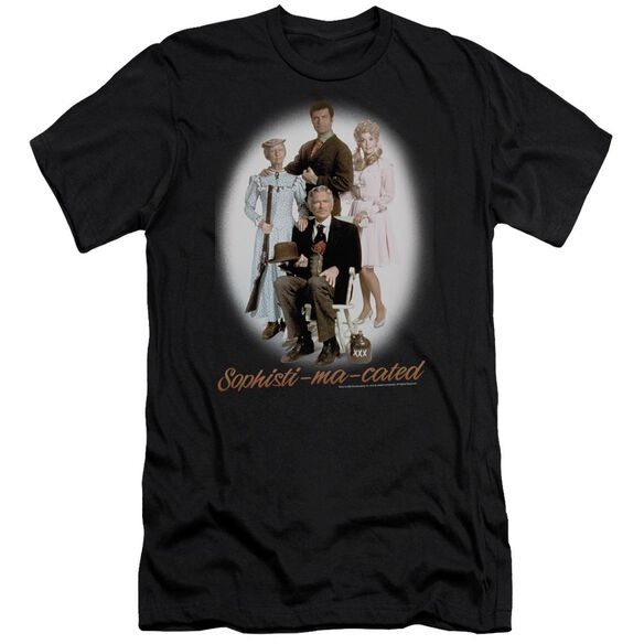 Beverly Hillbillies Sophistimacated Short Sleeve Adult T-Shirt