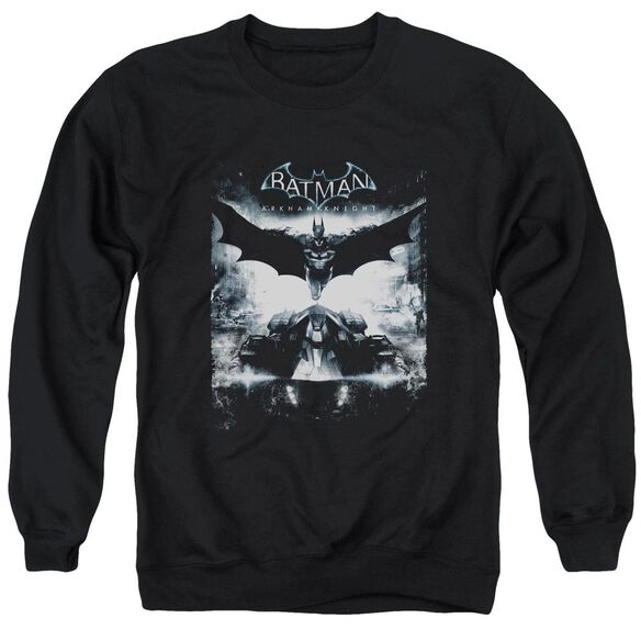 Batman Arkham Knight Forward Force Adult Crewneck Sweatshirt