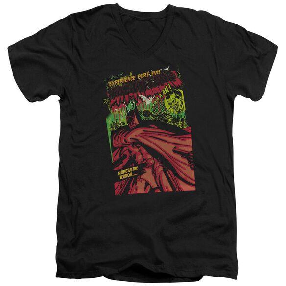 Batman Bat Killers Short Sleeve Adult V Neck T-Shirt