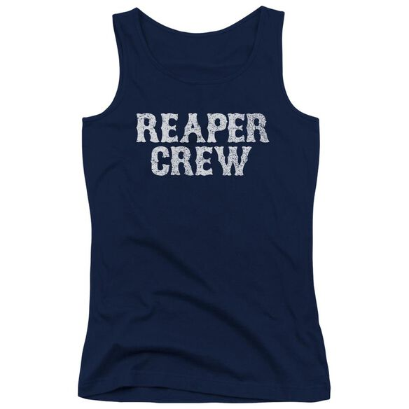 Sons Of Anarchy Reaper Crew Juniors Tank Top