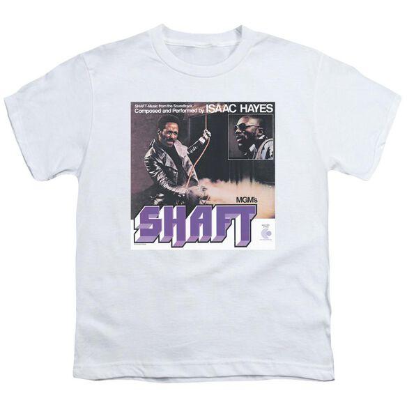 Isaac Hayes Shaft Short Sleeve Youth T-Shirt