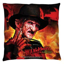 Nightmare Of Elm Street Freddy's Boiler Room Throw