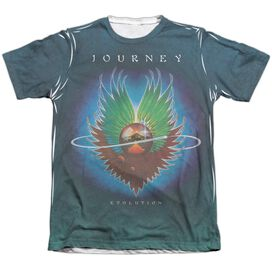 Journey Evolution Sub Adult Poly Cotton Short Sleeve Tee T-Shirt
