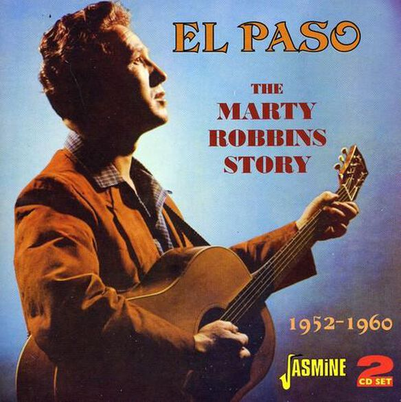 El Paso: Marty Robbins Story (Uk)