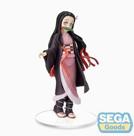 Demon Slayer Kimetsu no Yaiba: Nezuko Kamado Sibling Bonds SPM Figure