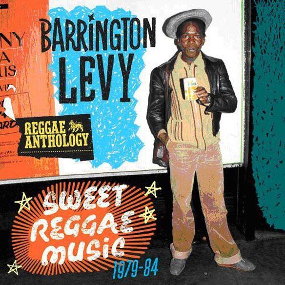 Barrington Levy - Sweet Reggae Music
