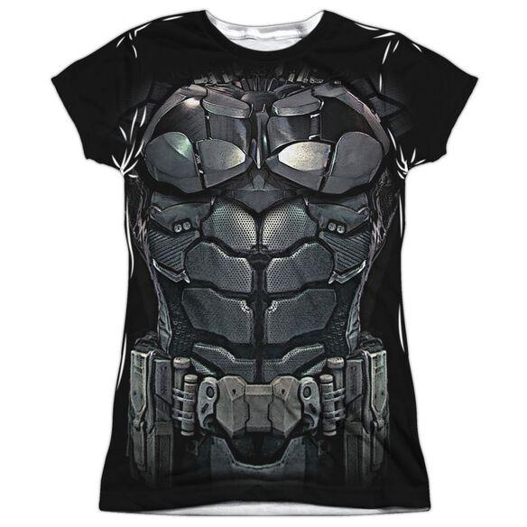 Batman Arkham Knight Uniform Short Sleeve Junior Poly Crew T-Shirt