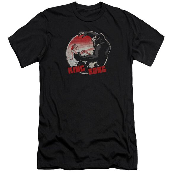 King Kong It Was Beauty Killed The Beast Hbo Short Sleeve Adult T-Shirt