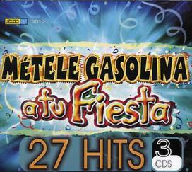 Various Artists - Metele Gasolina a Tu Fiesta [Box Set]