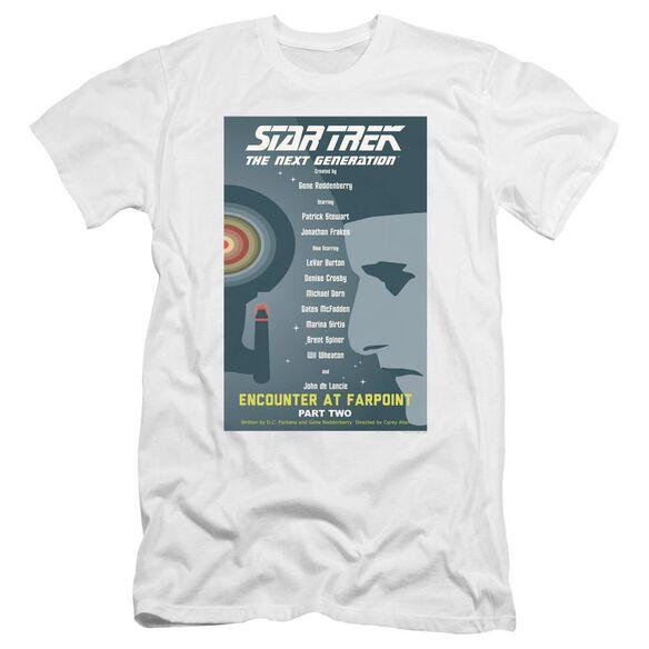 Star Trek Tng Season 1 Episode Premuim Canvas Adult Slim Fit