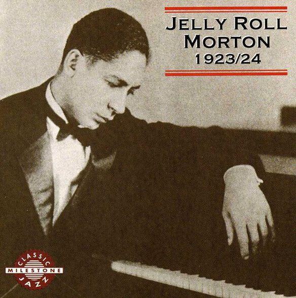 Jelly Morton Roll - 1923-24