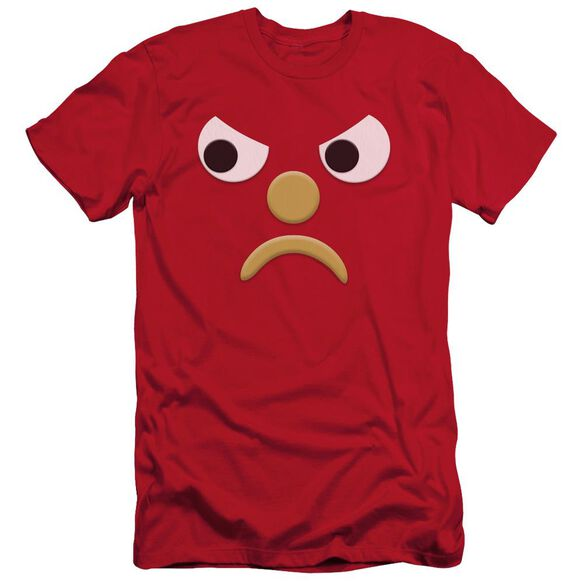 Gumby Blockhead G Short Sleeve Adult T-Shirt