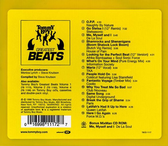 Greatest Beats V3 1098
