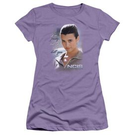 Ncis I Can Kill You Short Sleeve Junior Sheer T-Shirt