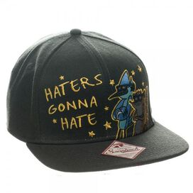 Regular Show Haters Hat