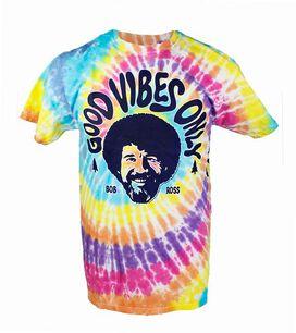 Bob Ross Good Vibes Only T-Shirt