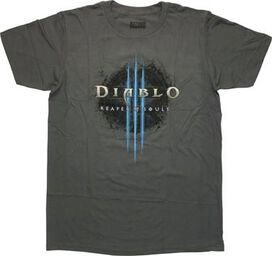 Diablo 3 Reaper of Souls T-Shirt