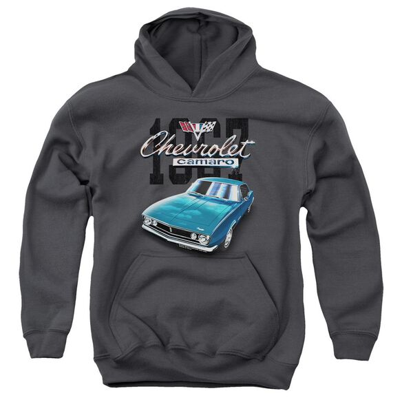 Chevrolet Classic Camaro Youth Pull Over Hoodie