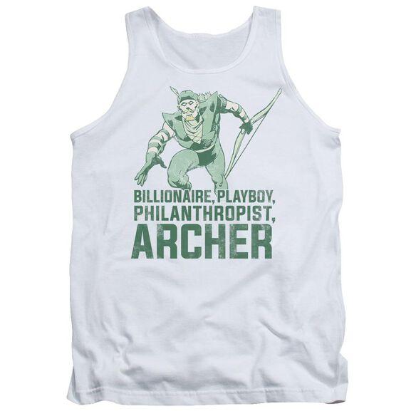 Dc Archer Adult Tank