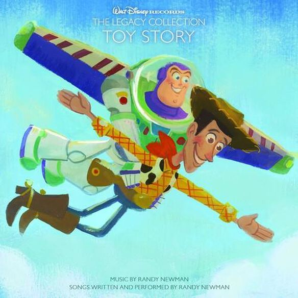 Walt Disney Records Legacy Collection: Toy Story