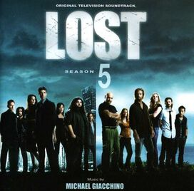 Michael Giacchino - Lost: Season 5 [Original Television Soundtrack]