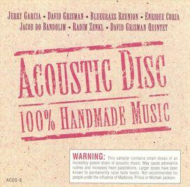Various Artists - Acoustic Disc: 100% Handmade Music, Vol. 1
