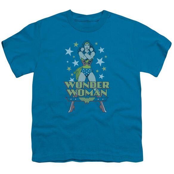 Dc A Wonder Short Sleeve Youth T-Shirt