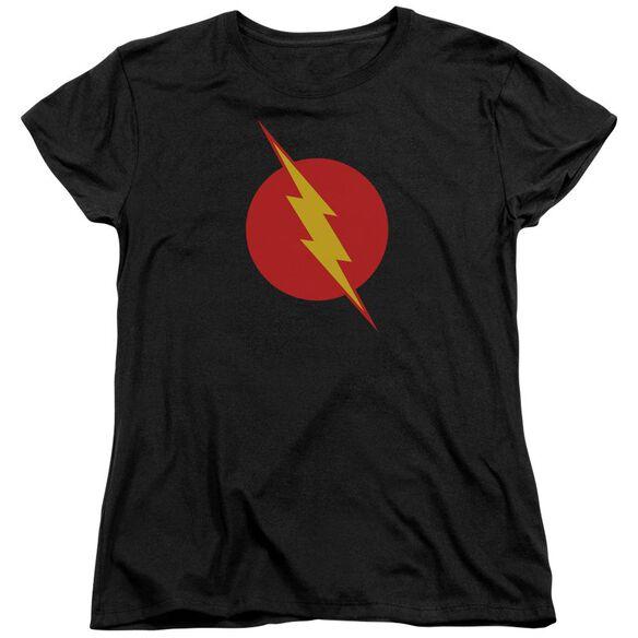 Jla Reverse Flash Short Sleeve Womens Tee T-Shirt