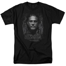 Sons Of Anarchy Jax Short Sleeve Adult T-Shirt