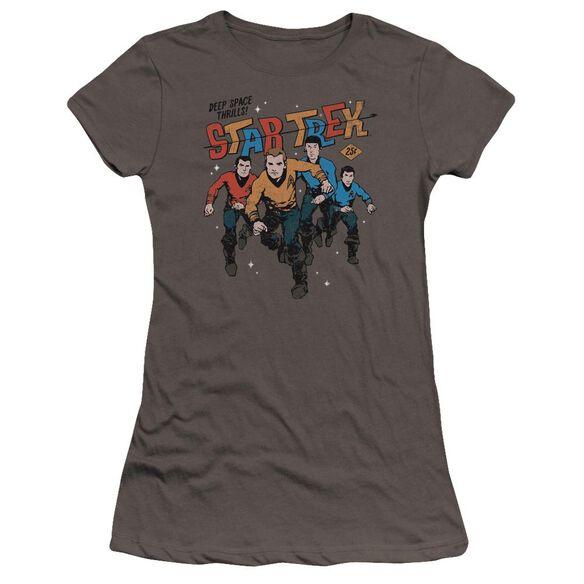 Star Trek Deep Space Thrills Premium Bella Junior Sheer Jersey