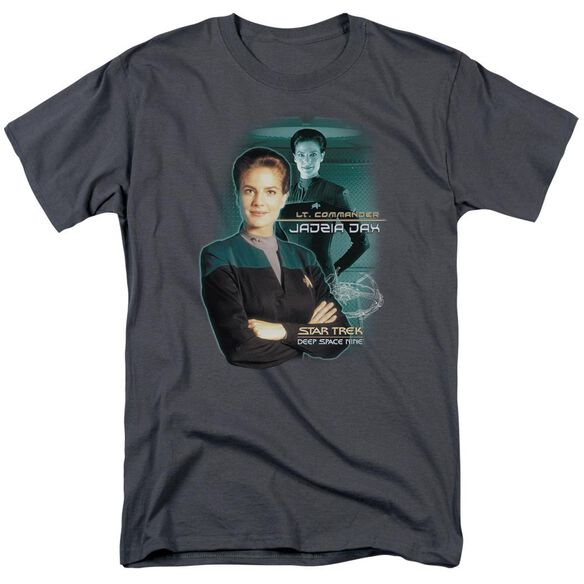 Star Trek Jadzia Dax Short Sleeve Adult T-Shirt