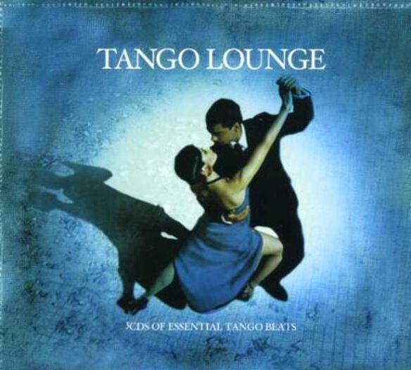 Tango Lounge / Various (Box)