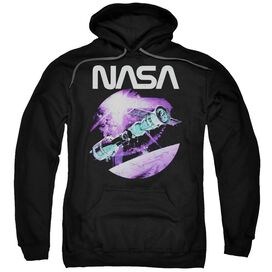 Nasa Come Together Adult Pull Over Hoodie