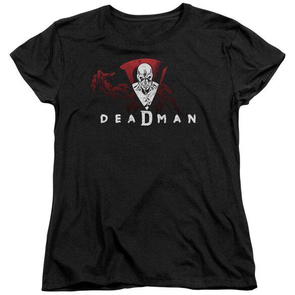 Dco Deadman Short Sleeve Womens Tee T-Shirt