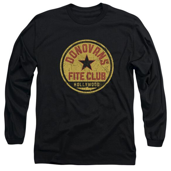 Ray Donovan Fite Club Long Sleeve Adult T-Shirt