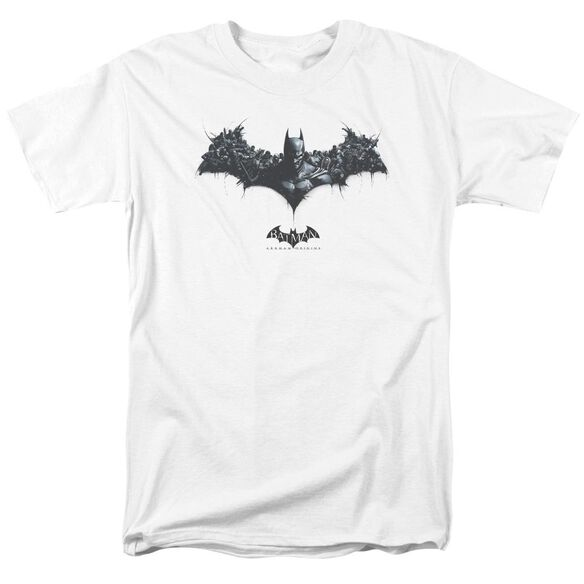 Batman Arkham Origins Bat Of Enemies Short Sleeve Adult T-Shirt
