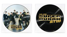 NCT 127 - We Are Superhuman [Exclusive Vinyl Picture Disc]
