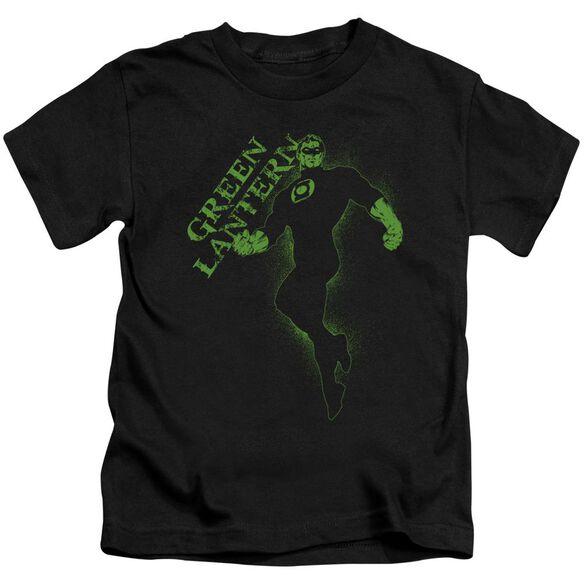 Gl Lantern Darkness Short Sleeve Juvenile T-Shirt