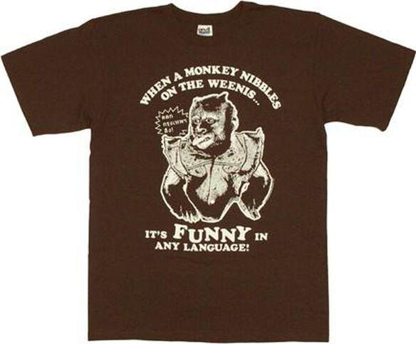 Hangover 2 Monkey T-Shirt