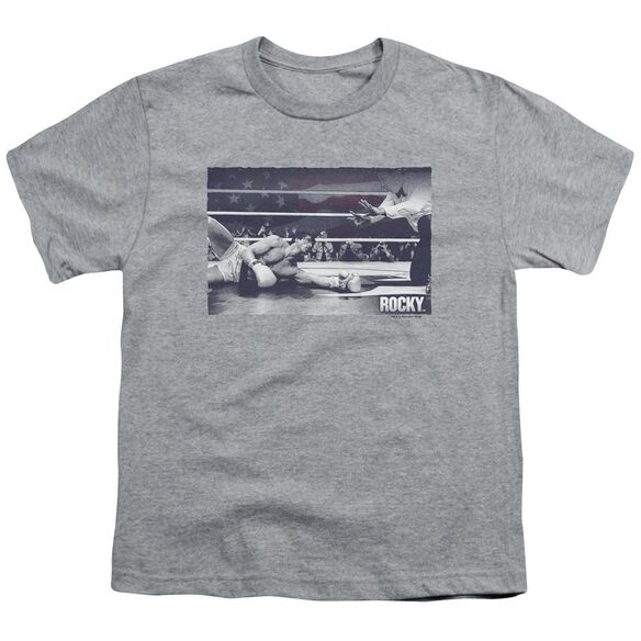 Rocky American Will Short Sleeve Youth Athletic T-Shirt