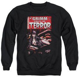 Zenoscope Terror Cover Adult Crewneck Sweatshirt