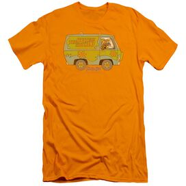 Scooby Doo The Mystery Machine Hbo Short Sleeve Adult T-Shirt