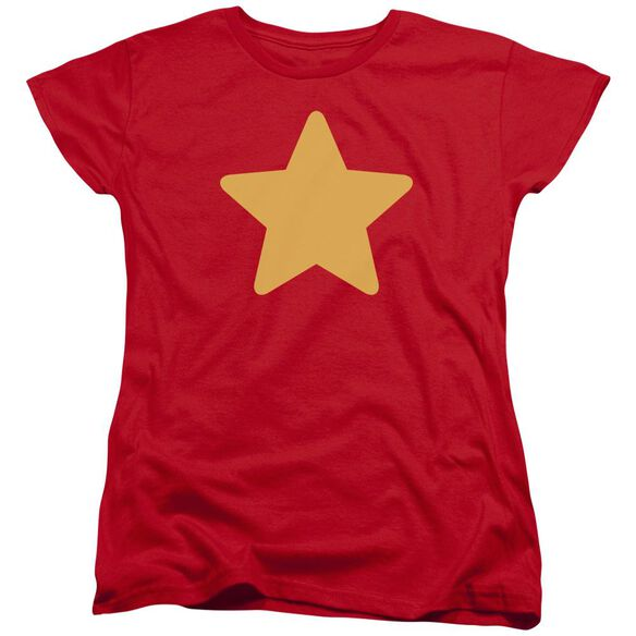 Steven Universe Star Short Sleeve Womens Tee T-Shirt