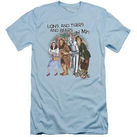 WIZARD OF OZ OH MY-S/S ADULT T-Shirt