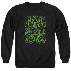 Warheads Sour Power Adult Crewneck Sweatshirt