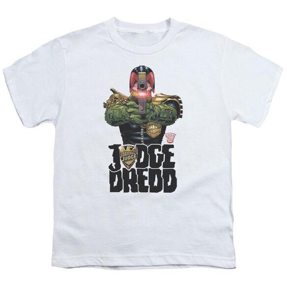 Judge Dredd In My Sights Short Sleeve Youth T-Shirt