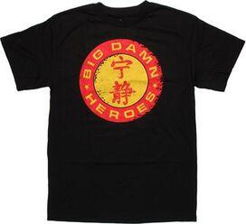 Firefly Big Damn Heroes Circle T-Shirt