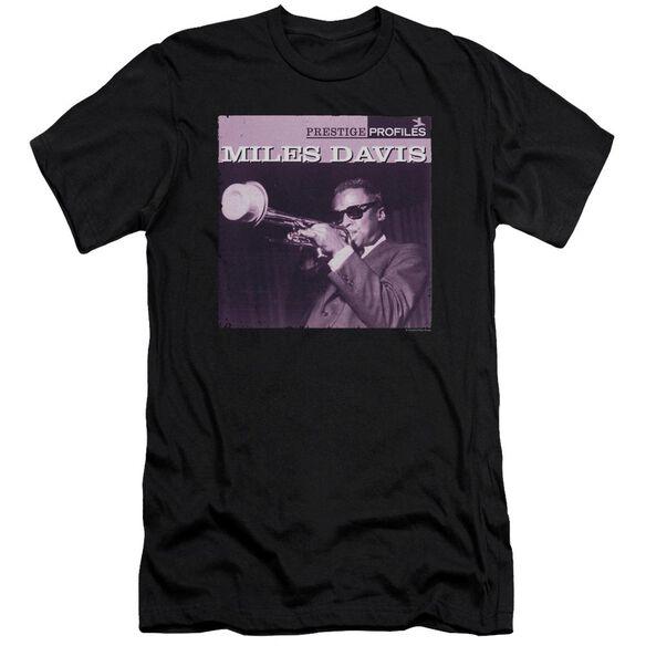 Miles Davis Prince Premuim Canvas Adult Slim Fit