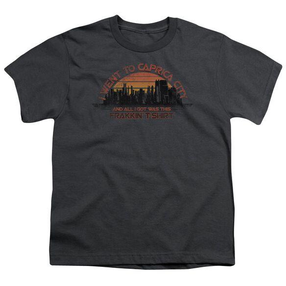 BSG CAPRICA CITY - S/S YOUTH 18/1 T-Shirt